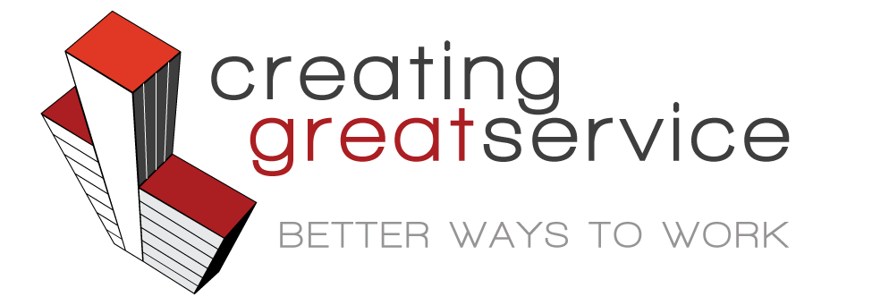 Creating Great Service | Better Ways to Work
